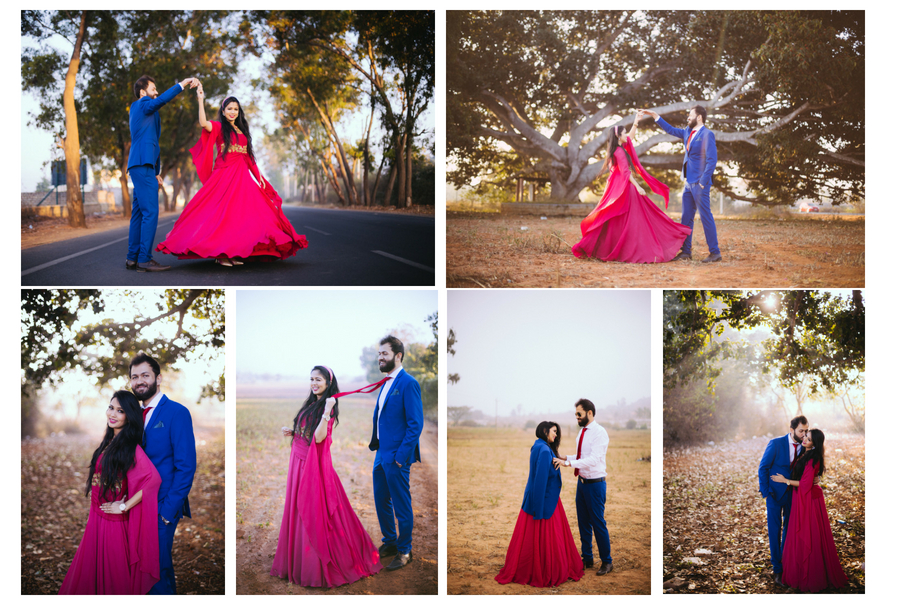 Pre Wedding Nandi Hills