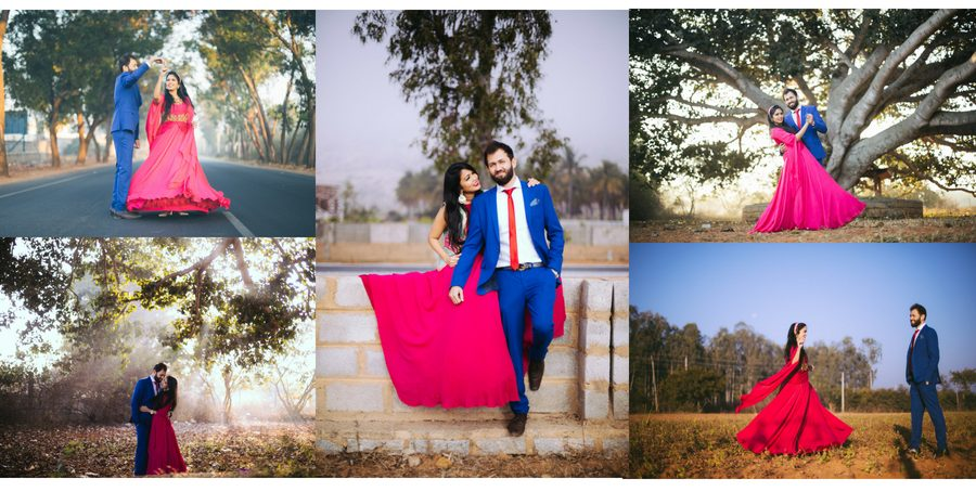 Pre Wedding Blog