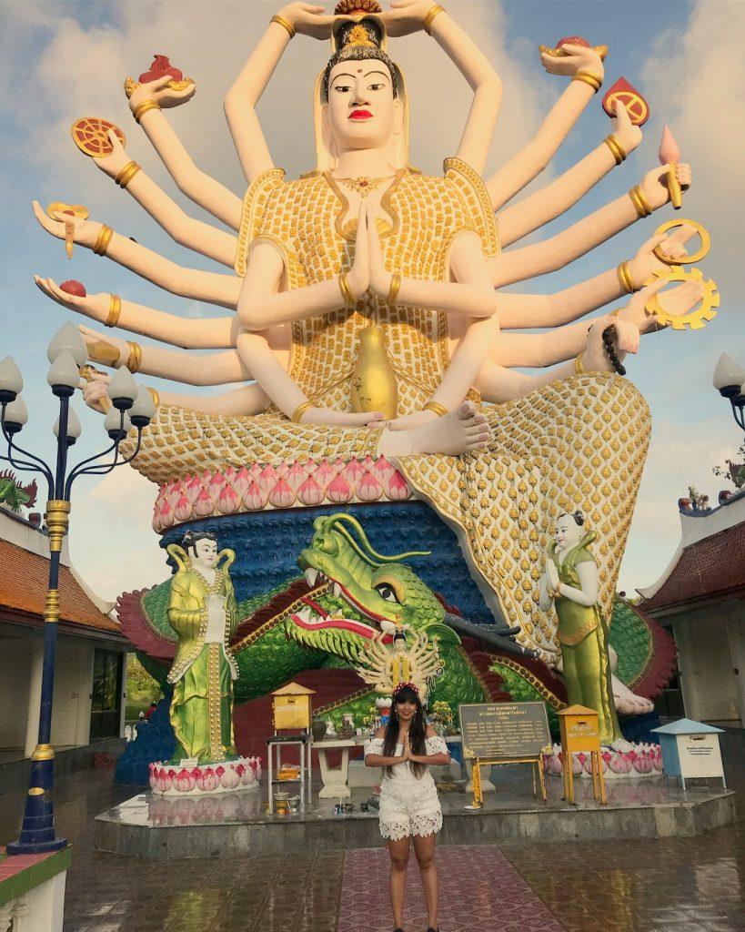 Wat Plaei Laem Koh Samui