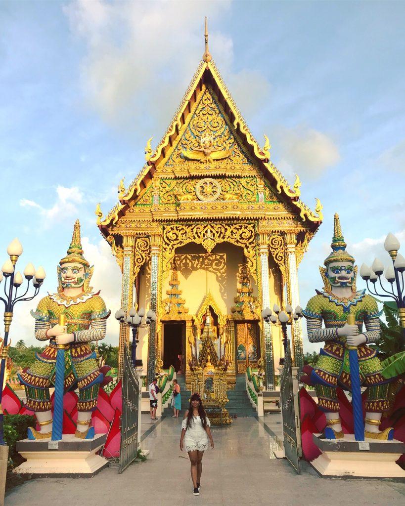 Wat Plaei Laem