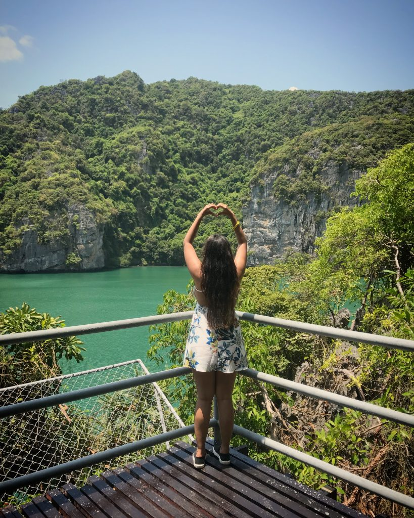 Emerald Lagoon, Ang Thong
