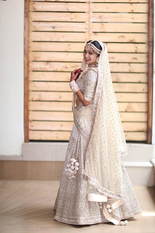 Bridal Lehenga Anmeh
