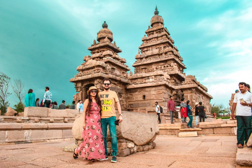 Seashore Temple Mahablipuram Anmeh