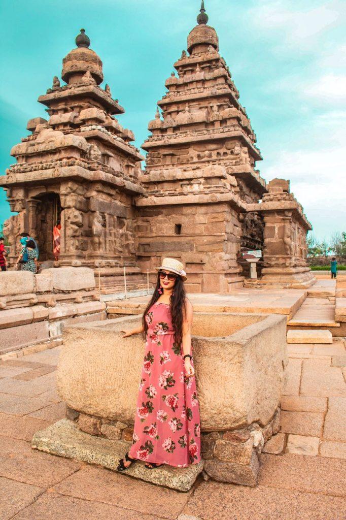 Seashore Temple Mahablipuram Anmeh