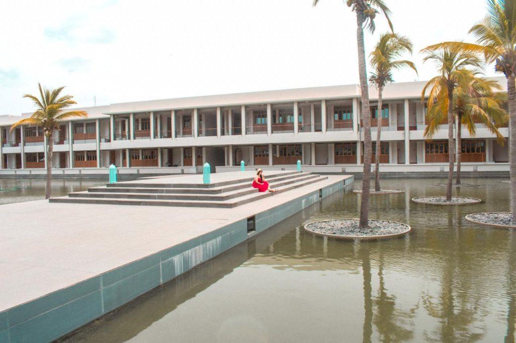 Intercontinental Mahabalipuram resort Anmeh