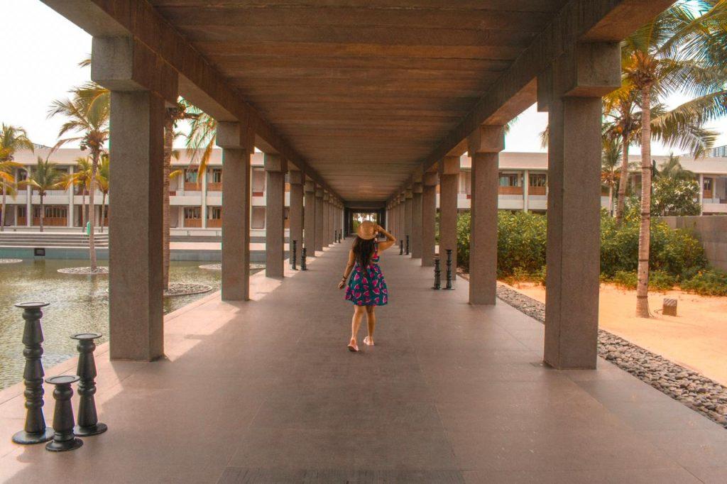 Intercontinental Mahabalipuram resort